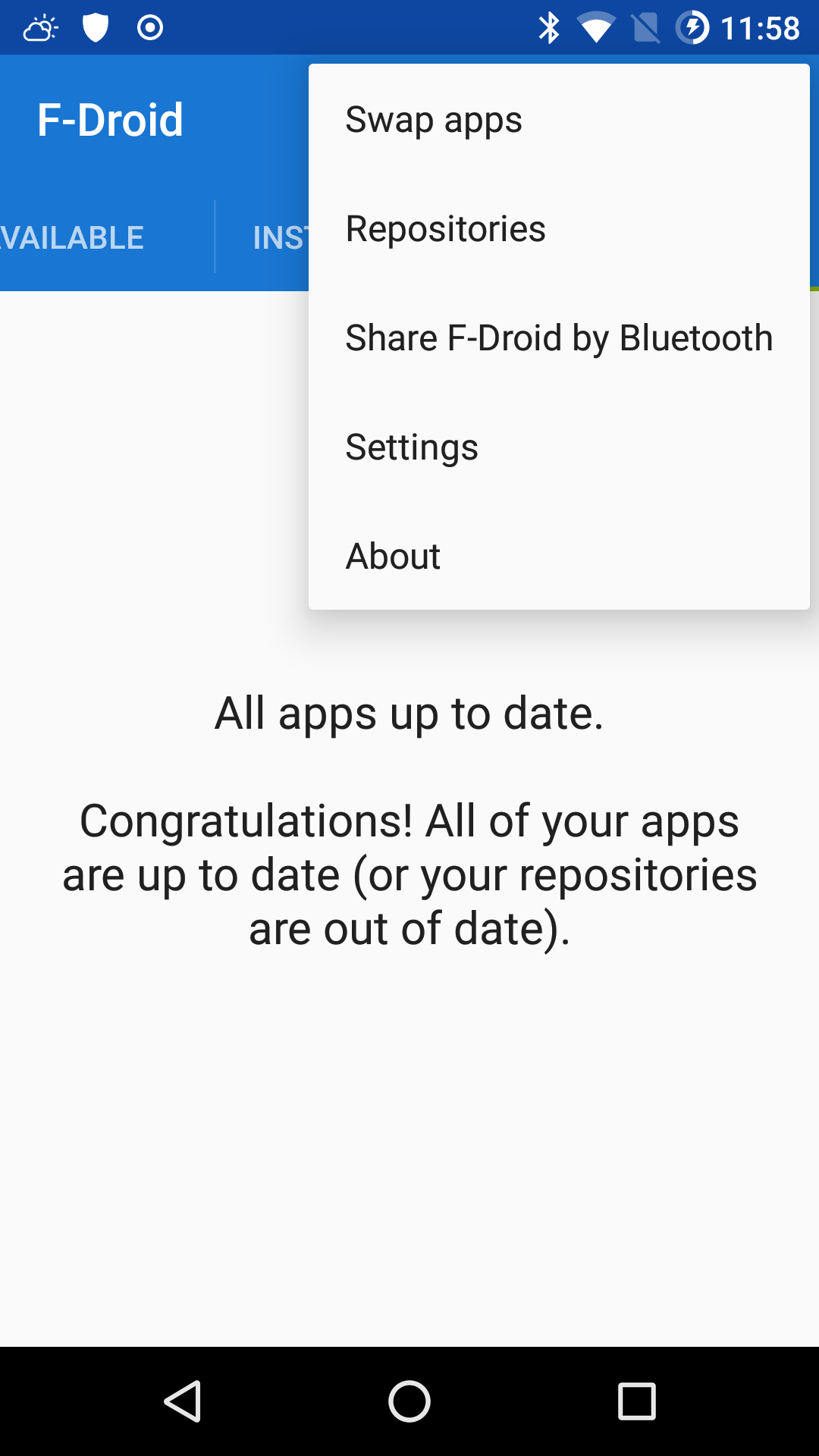 Serve And Share Apps From Your Phone With Fdroid - Trent Docs